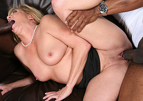Ginger Lynn saves her son on niggablog